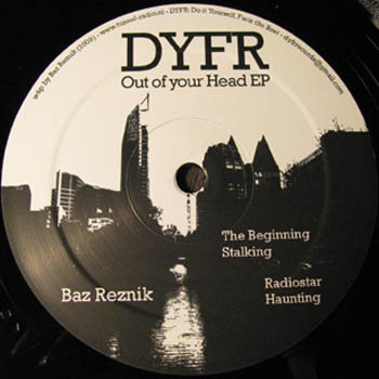 DYFR001 - Baz Reznik - Out Of Your Head Ep