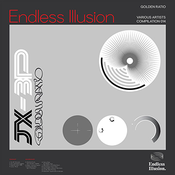 Endless Illusion Compilation - Various Artists - with Baz Reznik