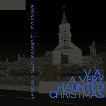 New York Haunted 34 - Various Artists - A Very Haunted Christmas - With Baz Reznik