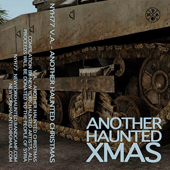 New York Haunted 77 - Various Artists - Another Haunted Xmas - with Baz Reznik