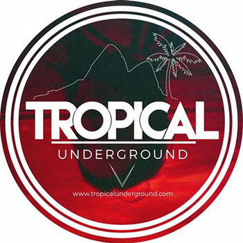 Tropical Underground cover Baz Reznik Release